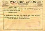 Dr. Leroy Allen to Ross Barnett, 26 September 1962 by Leroy Allen