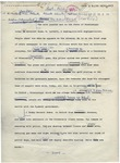 Annotated article by Dudley Morris to Parker, 27 September 1962 by Dudley Morris