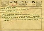 Howard Lerner to Editor Mississippian, 28 September 1962 by Howard Lerner