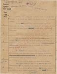 Annotated article by G. Metz sent to The Birmingham News, 24 September 1962 by George Metz