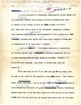 Annotated article by D. M. to Parker, Time Inc., 30 September 1962 by Dudley Morris