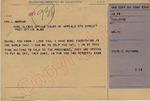 Charlie Hathorn to Ira L. Morgan, 24 September 1962 by Charlie Hathorn