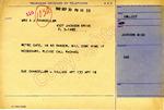 Sue to Mrs. A. J. Chancellor, 30 September 1962 by Sue Chancellor