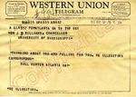 Bill Hurter to Dr. J. D. Williams, 19 September 1962 by Bill Hurter