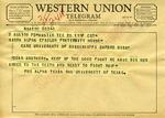 Phi Alpha Texas Rho to Sigma Alpha Epsilon Fraternity House, 28 September 1962 by Phi Alpha Rho (University of Texas)