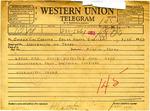 Mississippi Dekes to Omega Chi Chapter, Delta Kappa Epsilon, 29 September 1962 by Delta Kappa Epsilon