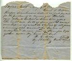 Slave Bill of Slave