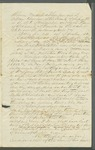 Land Deed, Martha Thompson to Lewis Jones by Martha A. Thompson