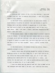 Thompson family letters, transcriptions