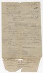 Handwritten Klan notes written on back of an envelope addressed to Mr. J.W. Wheeler of Coahoma, MS by Women of the Ku Klux Klan